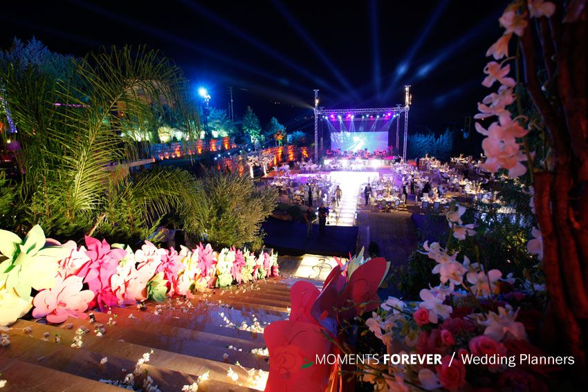 Moments forever wedding decorator lebanon wedding decoration 1 not just any outdoor wedding moments forever junglespirit Image collections